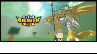 Roblox Digimon masters [BETA] Where the eggs,toys and more things
