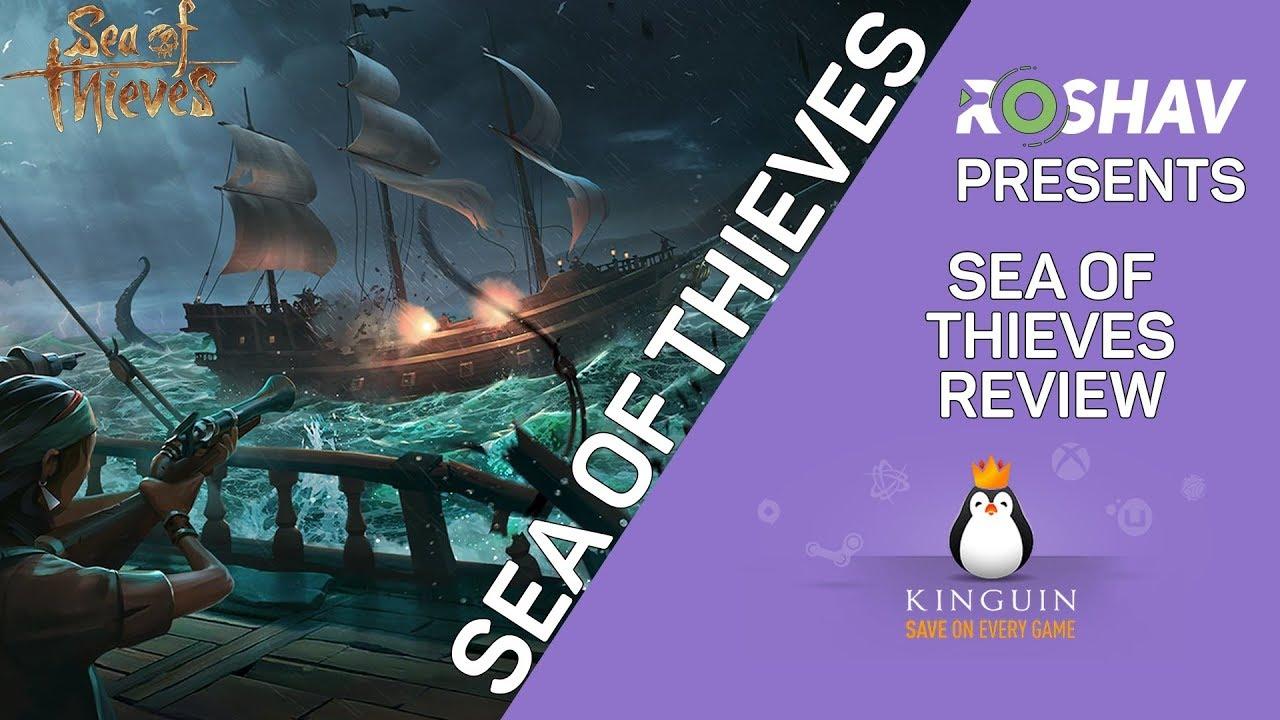 sea of thieves kinguin