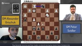 Grischuk vs. Svidler - Banter Blitz Showdown