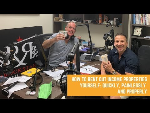 How to Rent Out Income Properties Yourself Quickly, Painlessly & Properly with Mike Desormeaux