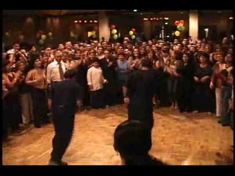 MÚSICA BOLIVIANA - KACHAS EN EEUU- LOS ANGELES CALIFORNIA 2003.FLV