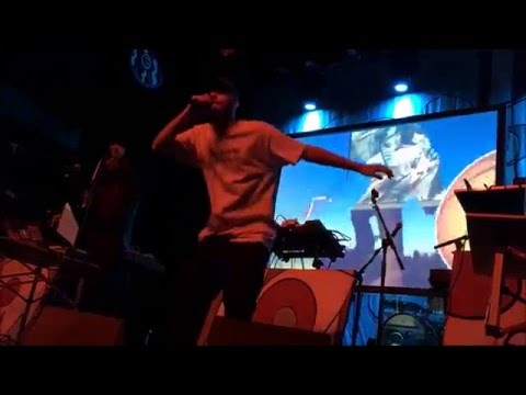 Ratking - Live at The Fonda 3/8/2016 pt.2