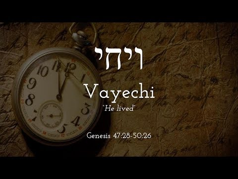 Vayechi - Free Biblical Hebrew Lessons, Learn Trope