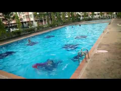 Sabah 1st mermaid Shureena and merman alfreno..