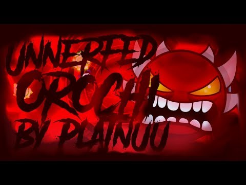 Unnerfed Orochi Verified (LEGENDARY DEMON) Geometry Dash 2.13