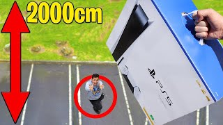 IF YOU CATCH PS5 YOU KEEP IT!!! (NEW PLAYSTATION 5)