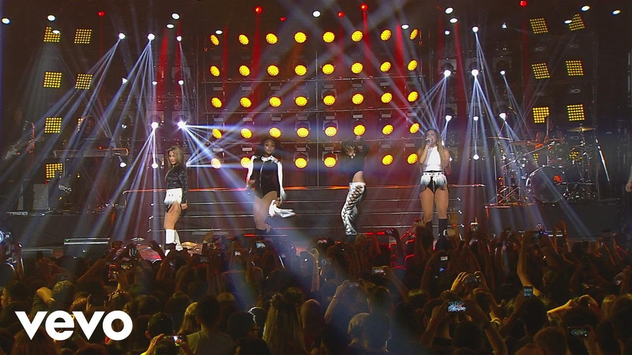 Fifth Harmony — Scared of Happy (Live at FunPopFun Festival)