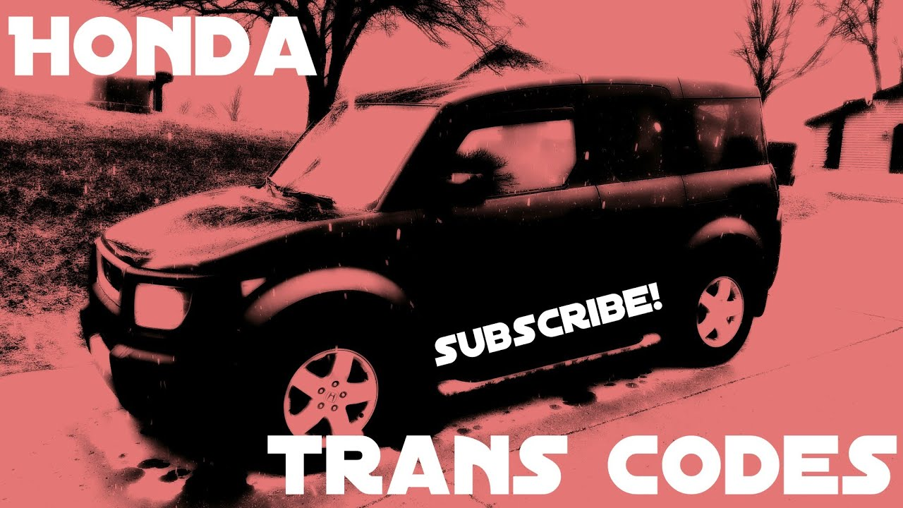 Honda blinking flashing D light! Get codes easy without scanner WITH  DEFINITIONS  Element CRV