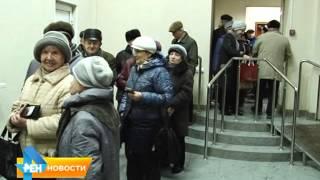 Пенсионерка упала в обморок в очереди за проездным билетом