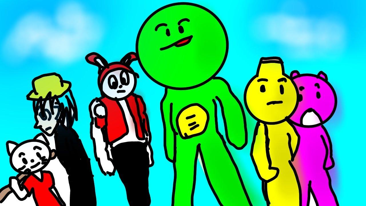 ワンパンマンopをまいぜんシスターズで描いてみた!【ワンパンマン】【再現】