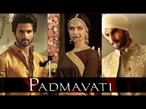 Shahid Kapoor INSECURE About Deepika & Ranveer Singh In Padmavati