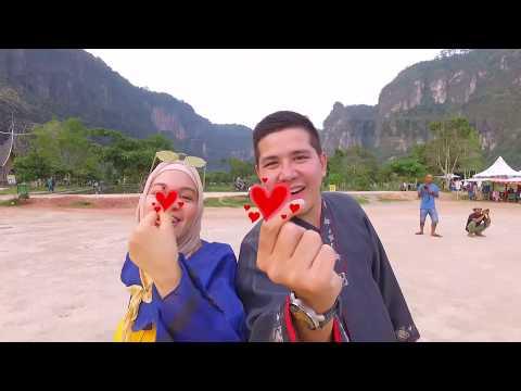 CELEBRITY ON VACATION - Merasakan Suasana Korea Di Lembah Harau, Sumatera Barat (6/10/18) Part 1