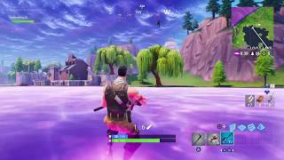 Fortnite battle royale glitch (solo)