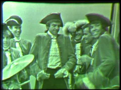 American Bandstand 1966- Interview Paul Revere and The Raiders Part 2