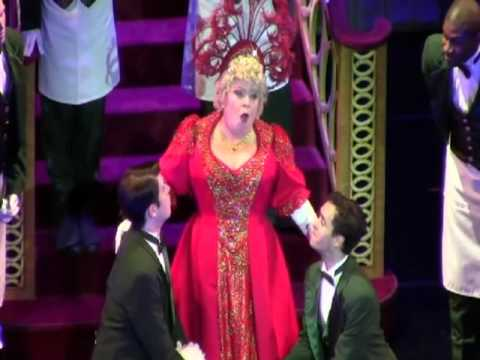 Hello Dolly- Sally Strutters