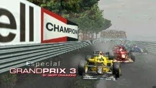 Especial Grand Prix - Grand Prix 3 (PC - 2000) | Flagamer S01E17