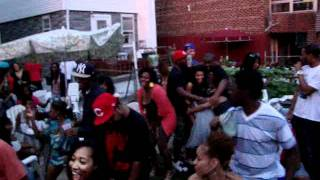 DJ FAME Rocking Out Canarsie, Brooklyn NYC{2011}