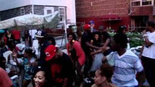DJ FAME Rocking Out Canarsie, Brooklyn NYC{2011}