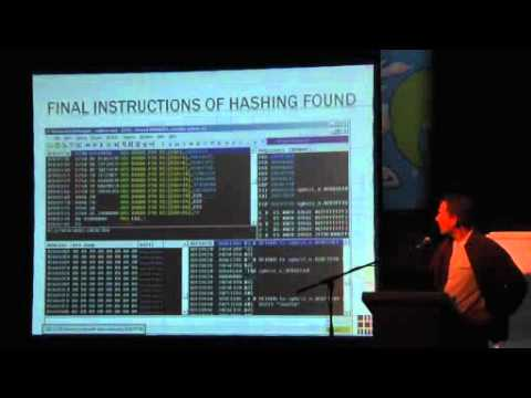 Hacktivity 2010: Writing Your Own Password Cracker Tool