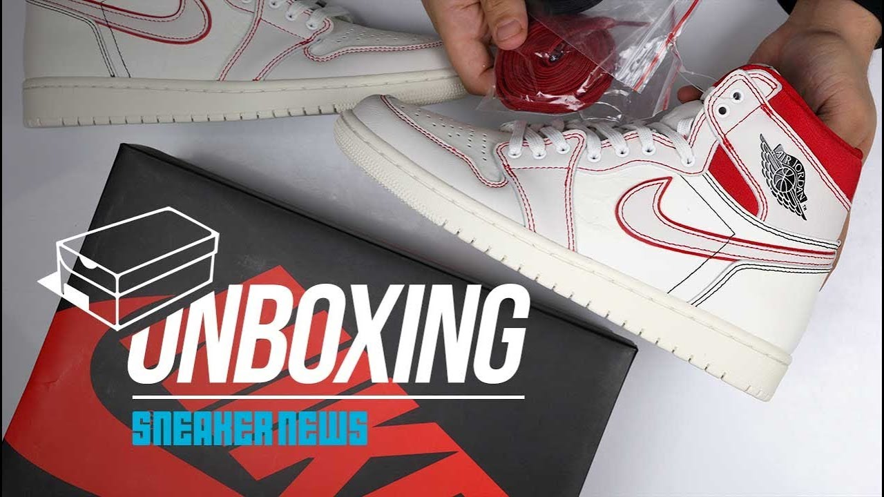 eadecb609863df Air Jordan 1 Phantom Has Two Different Release Dates - YouTube