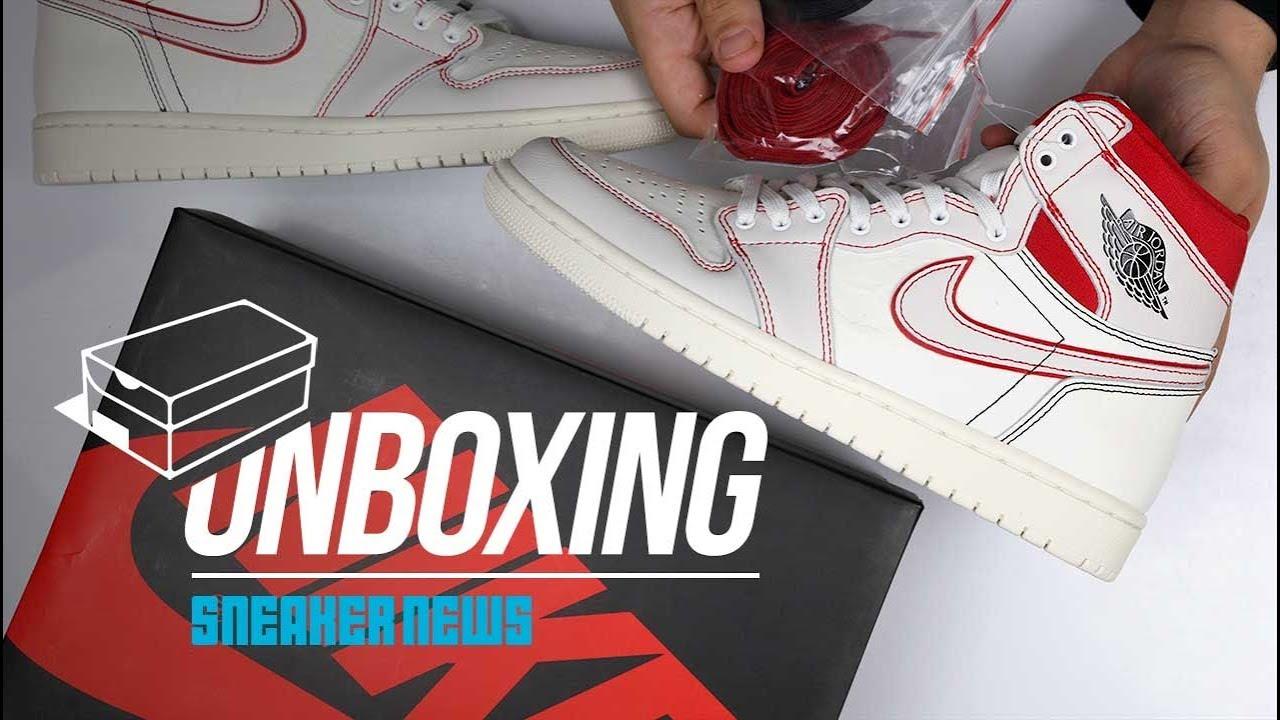 1163c05008a3 Air Jordan 1 Phantom Has Two Different Release Dates - YouTube