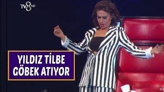 Yıldız Tilbe Kendine Has Dansıyla Herkesi coşturdu | O Ses Türkiye