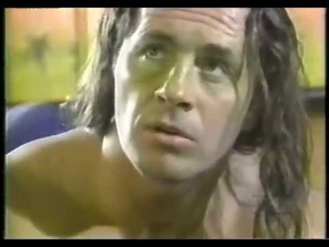 Bret Hart and Shawn Michaels Promo before their Wrestlemania Match