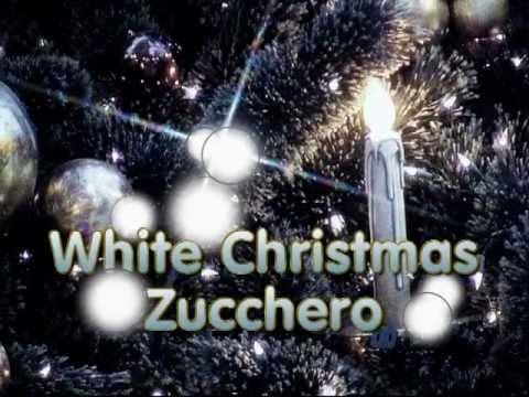 white christmas zucchero traduzione in italiano