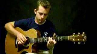 Abide With Me - acoustic fingerstyle guitar solo