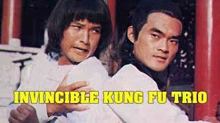 Wu Tang Collection - L' Invincible Trio Kung Fu French Version