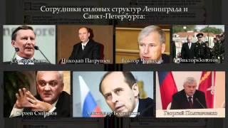 Краткая биография Путина (2012)