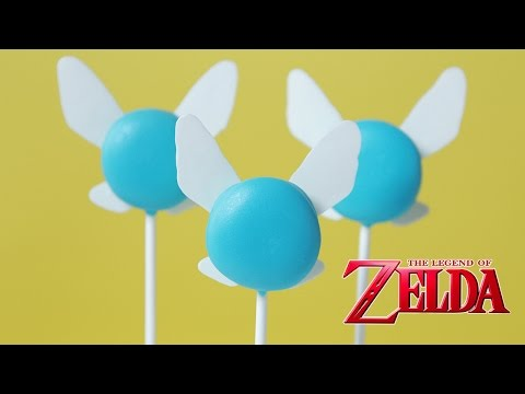 Get ZELDA NAVI NILLA POPS - NERDY NUMMIES Screenshots