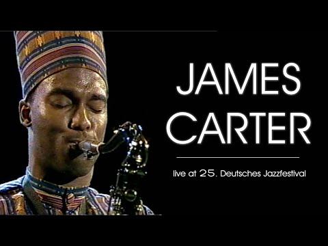 James Carter Quartet - Deutsches Jazzfestival 1994