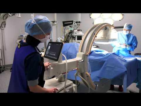 Philips Mobile C-Arm - Veradius Unity - YouTube