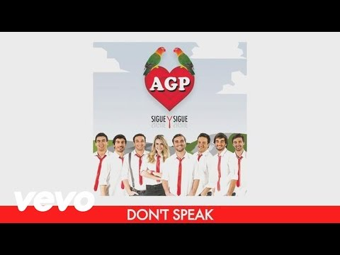 Agapornis - Don't Speak (Pseudo Video)