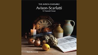 Concerto Grosso No. 2 in G Major (after D. Scarlatti) : IV. Vivace