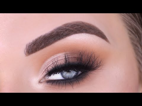 Jeffree Star x Shane Dawson Conspiracy Palette | Neutral Eyeshadow Tutorial