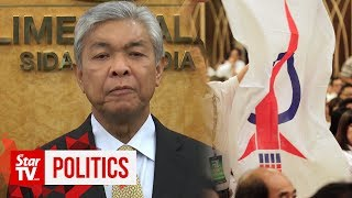Zahid: Umno will never cooperate with Bersatu, as long as DAP rules govt