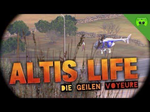 ALTIS LIFE # 75 - Die geilen Voyeure «» Let's Play Arma 3 Altis Life | HD