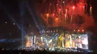 One Direction-Best Song Ever (Fireworks Finale)-Foxboro, MA 8/9/14