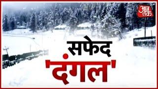 Shimla, Manali, Dharamsala Receive Fresh Snowfall As Cold Wave Intensifies In Hill States