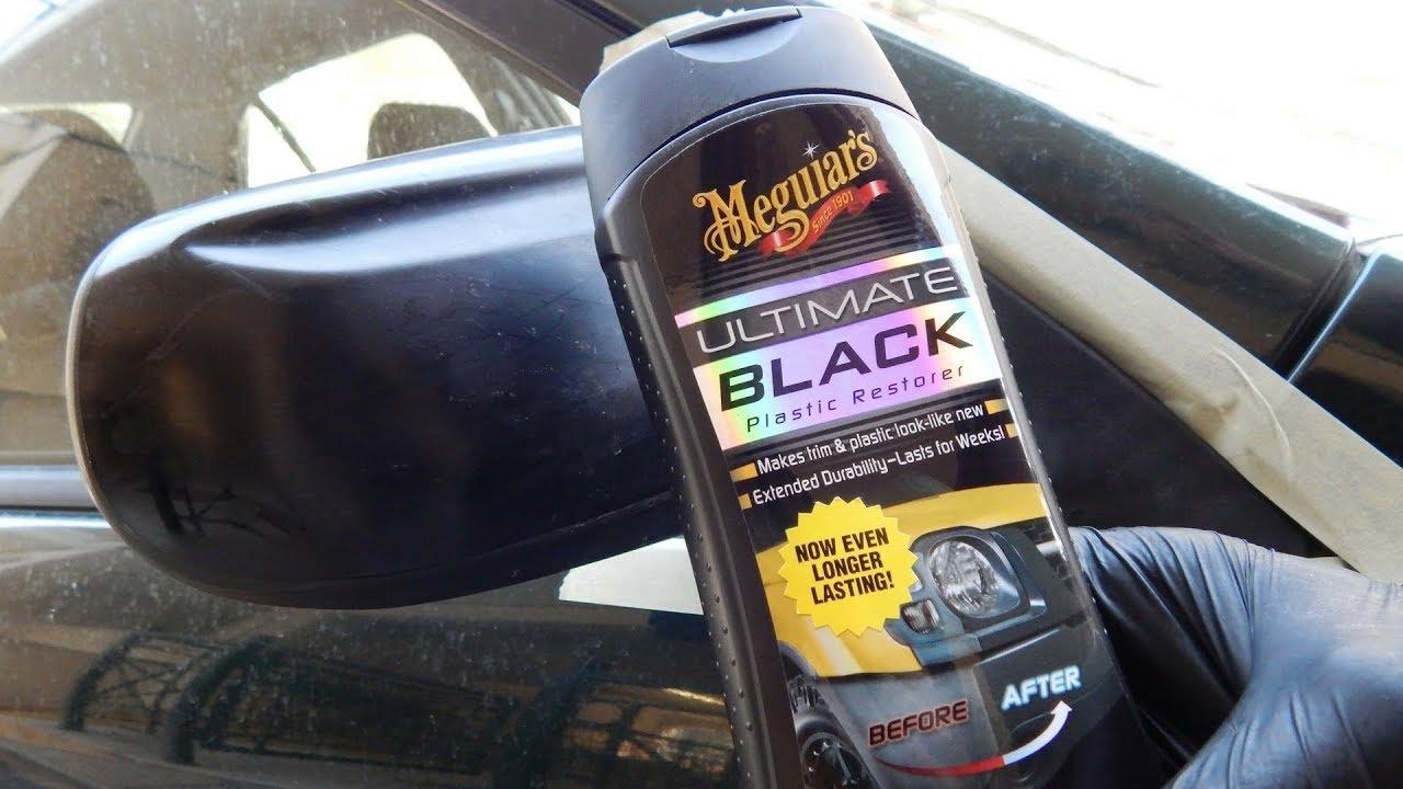 plastic trim cleaner for car