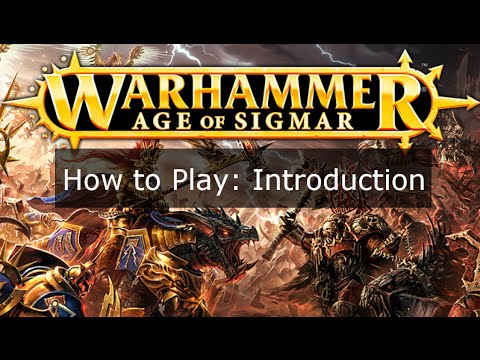 How to Play Warhammer Age of Sigmar