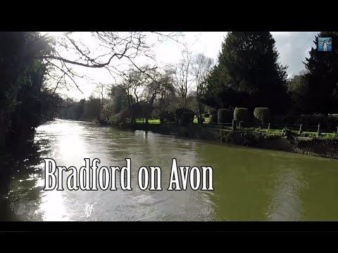 BRADFORD ON AVON DAYTRIP!!