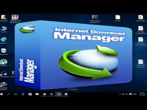 تحميل Internet Download Manager 6 25 Build 11 Final مع التفعيل الي الابد 2016
