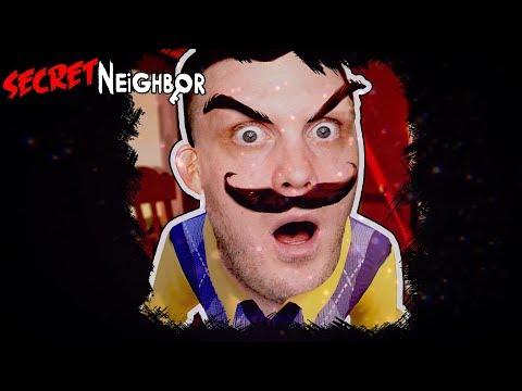 ja sam komsija secret neighbor multiplayer igrica w iggy plejer