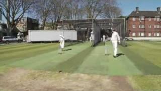 Cricket Sporting Challenge - Chris Evans Breakfast Show BBC Radio 2