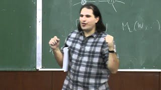 Fundamental Physics, Cosmology and the Landscape, Lecture 1 of 4 | Nima Arkani-Hamed