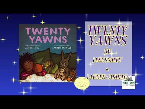 5 Minute Bed Time Story - TWENTY YAWNS