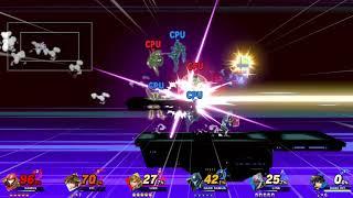 Super Smash Bros Ultimate - Light vs Dark